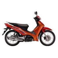 HONDA ANF125I MOTORBIKE COVER