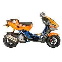 ITALJET DRAGSTER 125 MOTORBIKE COVER
