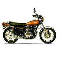 KAWASAKI Z900 MOTORBIKE COVER