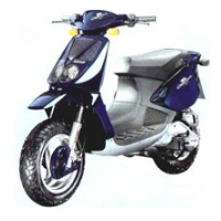 MALAGUTI CROSSER SCOOTER MOTORBIKE COVER