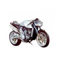 APRILIA BLUE MARLIN MOTORBIKE COVER