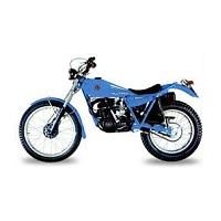BULTACO TRIALS MOTORBIKE COVER