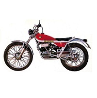 BULTACO SHERPA MOTORBIKE COVER