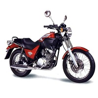 CAGIVA ROADSTER MOTORBIKE COVER