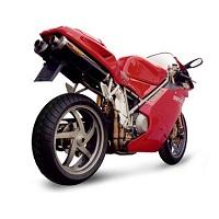 DUCATI 998 MOTORBIKE COVER