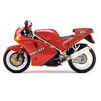 DUCATI 851 MOTORBIKE COVER