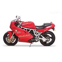 DUCATI 900SS MOTORBIKE COVER