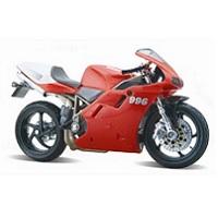 DUCATI 996 MOTORBIKE COVER