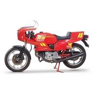 DUCATI PANTAH MOTORBIKE COVER