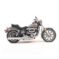 HARLEY DAVIDSON FXS MOTORBIKE COVER