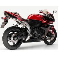 HONDA CBR600 MOTORBIKE COVER