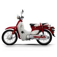 HONDA CUB MOTORBIKE COVER