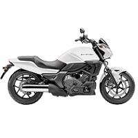 HONDA CTX MOTORBIKE COVER