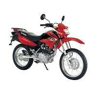 HONDA XR36 MOTORBIKE COVER