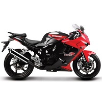 HYOSUNG GT125R MOTORBIKE COVER