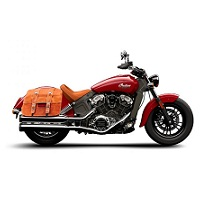 INDIAN SCOUT MOTORBIKE COVER