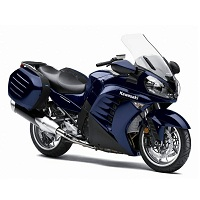 KAWASAKI GTR1400 MOTORBIKE COVER