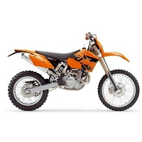 KTM 200EXC MOTORBIKE COVER