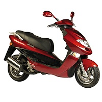 KYMCO BET AND WIN MOTORBIKE COVER