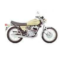 MOTO GUZZI 250TS MOTORBIKE COVER