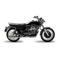 MOTO GUZZI 850T MOTORBIKE COVER