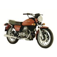 MOTO GUZZI V50 MOTORBIKE COVER