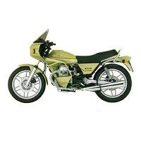 MOTO GUZZI V65 MOTORBIKE COVER