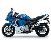 SUZUKI GSX650F MOTORBIKE COVER