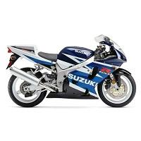 SUZUKI GSXR MOTORBIKE COVER