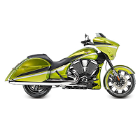 VICTORY NESS MAGNUM MOTORBIKE COVER