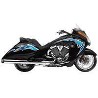 VICTORY VISION MOTORBIKE COVER