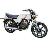 YAMAHA RD125 MOTORBIKE COVER