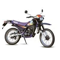 YAMAHA DT175 MOTORBIKE COVER