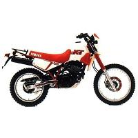 YAMAHA XT MOTORBIKE COVER