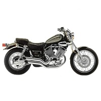 YAMAHA XV MOTORBIKE COVER