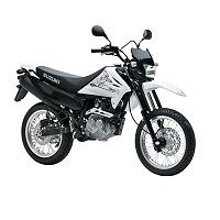 SUZUKI DRZ125 MOTORBIKE COVER