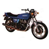 DUCATI 500GTV MOTORBIKE COVER