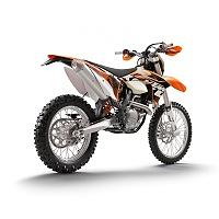 KTM 450EXC MOTORBIKE COVER