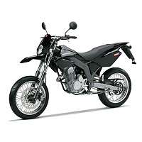 DERBI SENDA 125 MOTORBIKE COVER