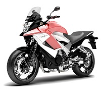 HONDA CROSSRUNNER MOTORBIKE COVER