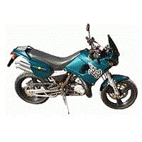 CAGIVA SUPERCITY MOTORBIKE COVER