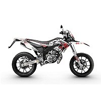 DERBI SENDA 50 MOTORBIKE COVER