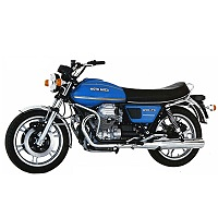 MOTO GUZZI 850 T3 MOTORBIKE COVER