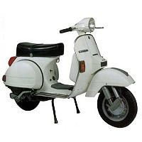 PIAGGIO VESPA PX SCOOTER MOTORBIKE COVER