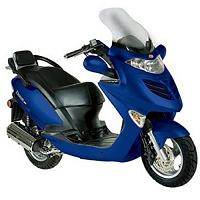 KYMCO MILER MOTORBIKE COVER