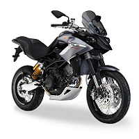 MOTO MORINO GRANPASSO MOTORBIKE COVER
