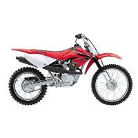 HONDA CRF100F MOTORBIKE COVER