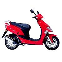 KYMCO VITALITY MOTORBIKE COVER