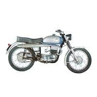 BULTACO CAMPERA MOTORBIKE COVER