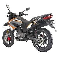KEEWAY TX125 MOTORBIKE COVER